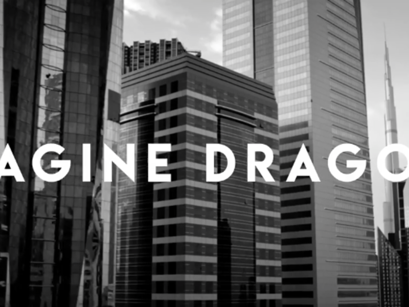 Dubai Tourism × Imagine Dragons
