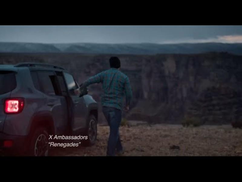 Jeep × X-Ambassadors