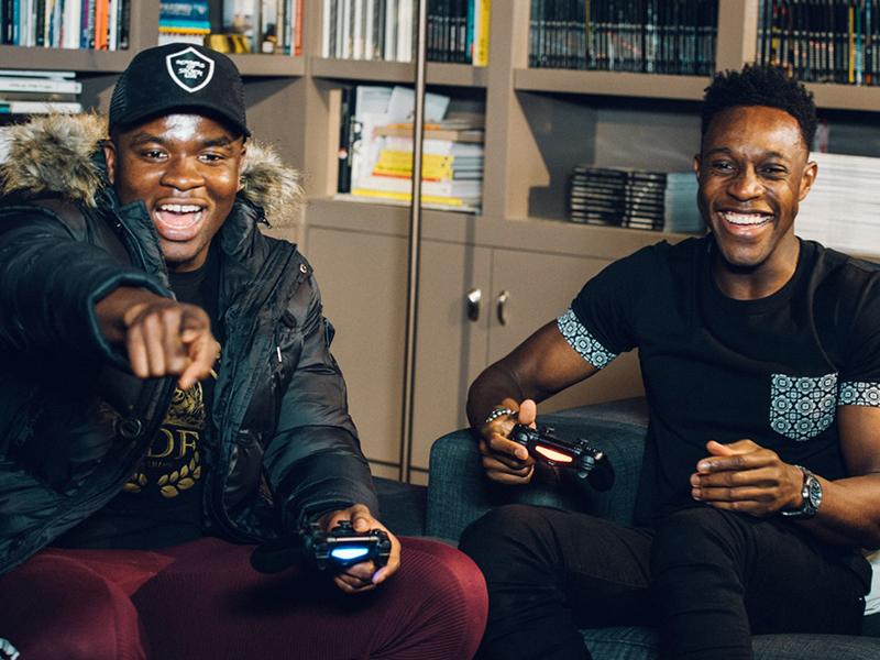EA Sports & FIFA 18 x Big Shaq